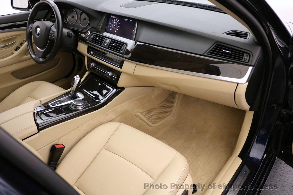 2015 BMW 5 Series CERTIFIED 528i xDRIVE Luxury Line AWD CAMERA NAVI - 17614343 - 8