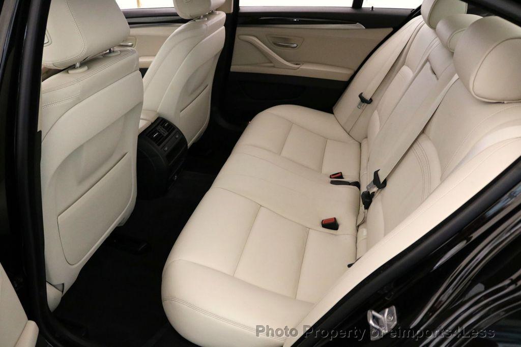 2015 BMW 5 Series CERTIFIED 528i xDRIVE Luxury Line AWD CAM HUD NAV - 17112030 - 9