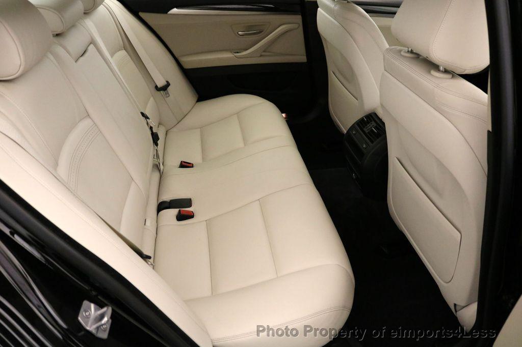 2015 BMW 5 Series CERTIFIED 528i xDRIVE Luxury Line AWD CAM HUD NAV - 17112030 - 10