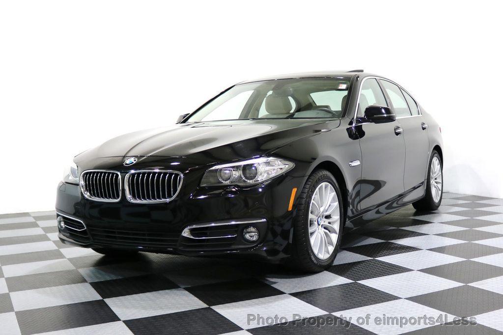 2015 BMW 5 Series CERTIFIED 528i xDRIVE Luxury Line AWD CAM HUD NAV - 17112030 - 13