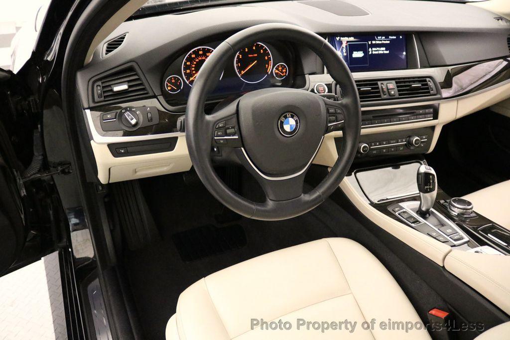 2015 BMW 5 Series CERTIFIED 528i xDRIVE Luxury Line AWD CAM HUD NAV - 17112030 - 22