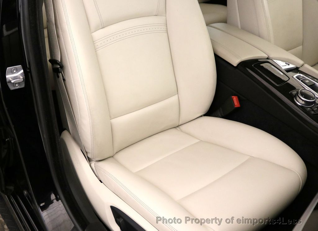 2015 BMW 5 Series CERTIFIED 528i xDRIVE Luxury Line AWD CAM HUD NAV - 17112030 - 26