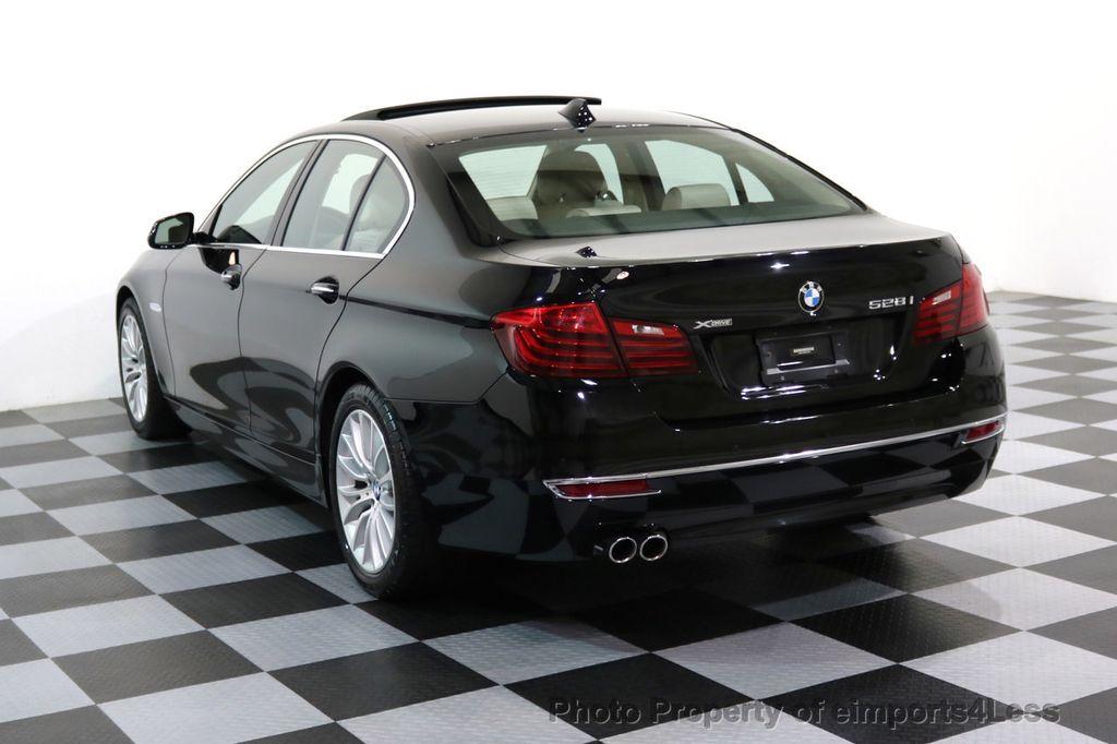 2015 BMW 5 Series CERTIFIED 528i xDRIVE Luxury Line AWD CAM HUD NAV - 17112030 - 2