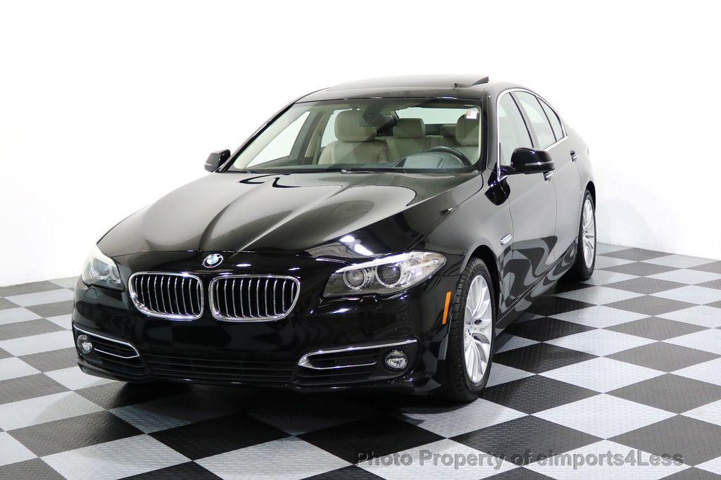 2015 BMW 5 Series CERTIFIED 528i xDRIVE Luxury Line AWD CAM HUD NAV - 17112030 - 29