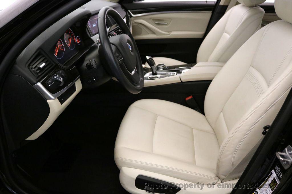 2015 BMW 5 Series CERTIFIED 528i xDRIVE Luxury Line AWD CAM HUD NAV - 17112030 - 36