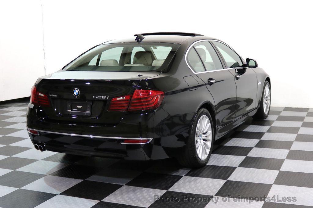 2015 BMW 5 Series CERTIFIED 528i xDRIVE Luxury Line AWD CAM HUD NAV - 17112030 - 3