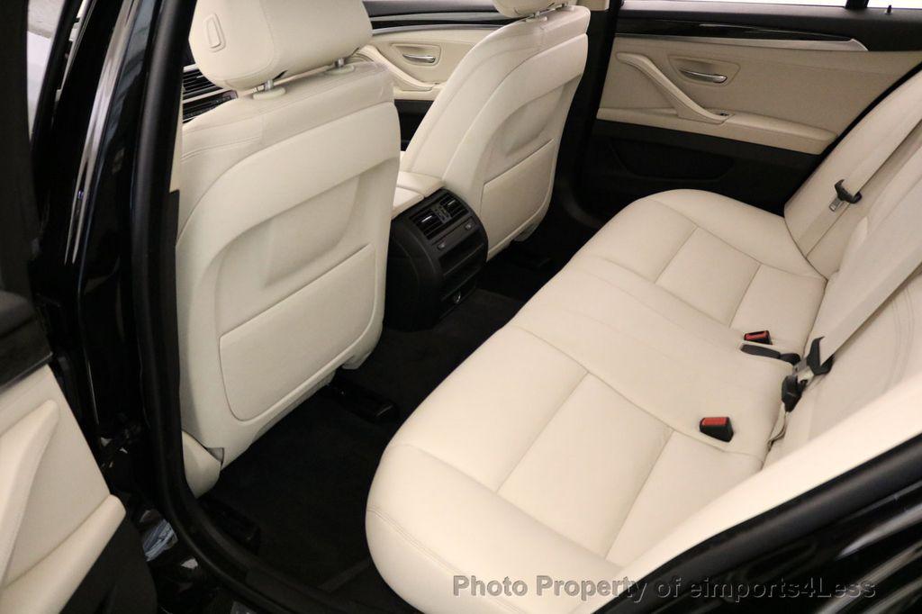 2015 BMW 5 Series CERTIFIED 528i xDRIVE Luxury Line AWD CAM HUD NAV - 17112030 - 39