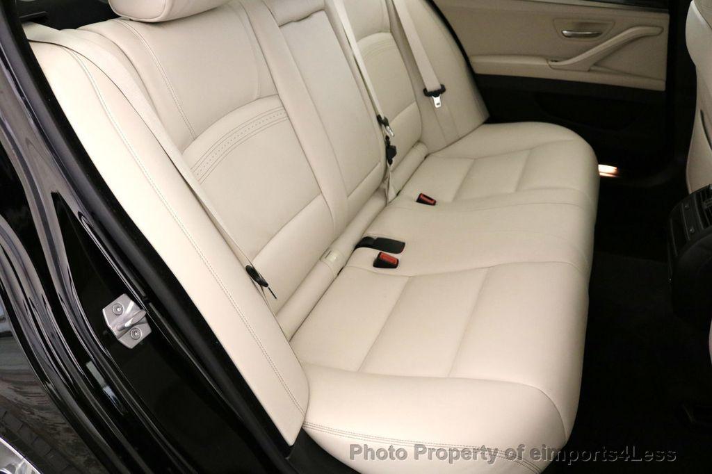 2015 BMW 5 Series CERTIFIED 528i xDRIVE Luxury Line AWD CAM HUD NAV - 17112030 - 42