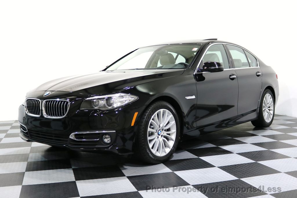 2015 BMW 5 Series CERTIFIED 528i xDRIVE Luxury Line AWD CAM HUD NAV - 17112030 - 46