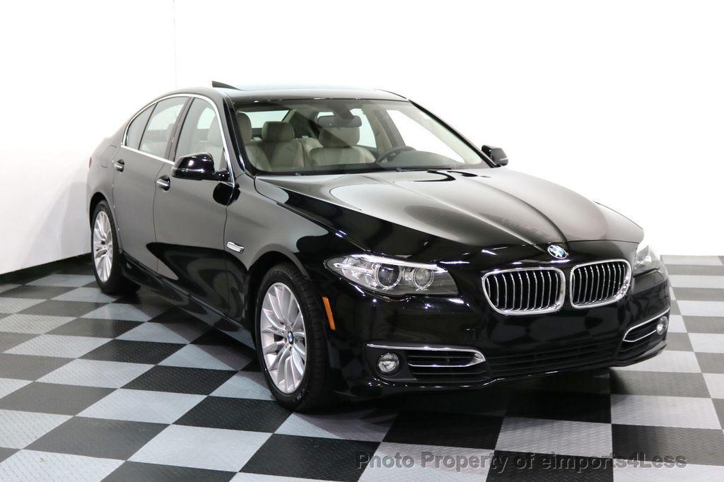 2015 BMW 5 Series CERTIFIED 528i xDRIVE Luxury Line AWD CAM HUD NAV - 17112030 - 47