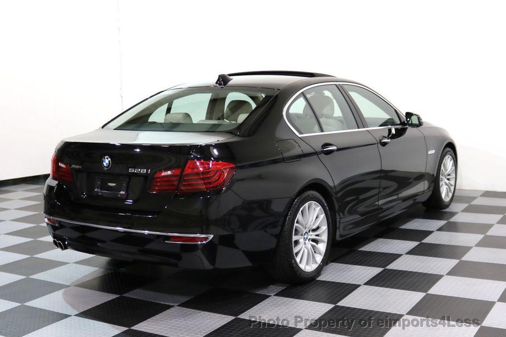 2015 BMW 5 Series CERTIFIED 528i xDRIVE Luxury Line AWD CAM HUD NAV - 17112030 - 51
