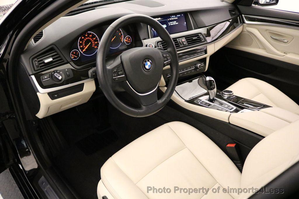 2015 BMW 5 Series CERTIFIED 528i xDRIVE Luxury Line AWD CAM HUD NAV - 17112030 - 7