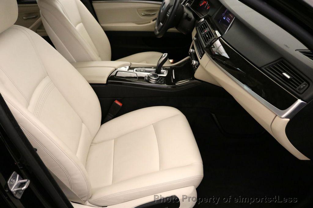 2015 BMW 5 Series CERTIFIED 528i xDRIVE Luxury Line AWD CAM HUD NAV - 17112030 - 8