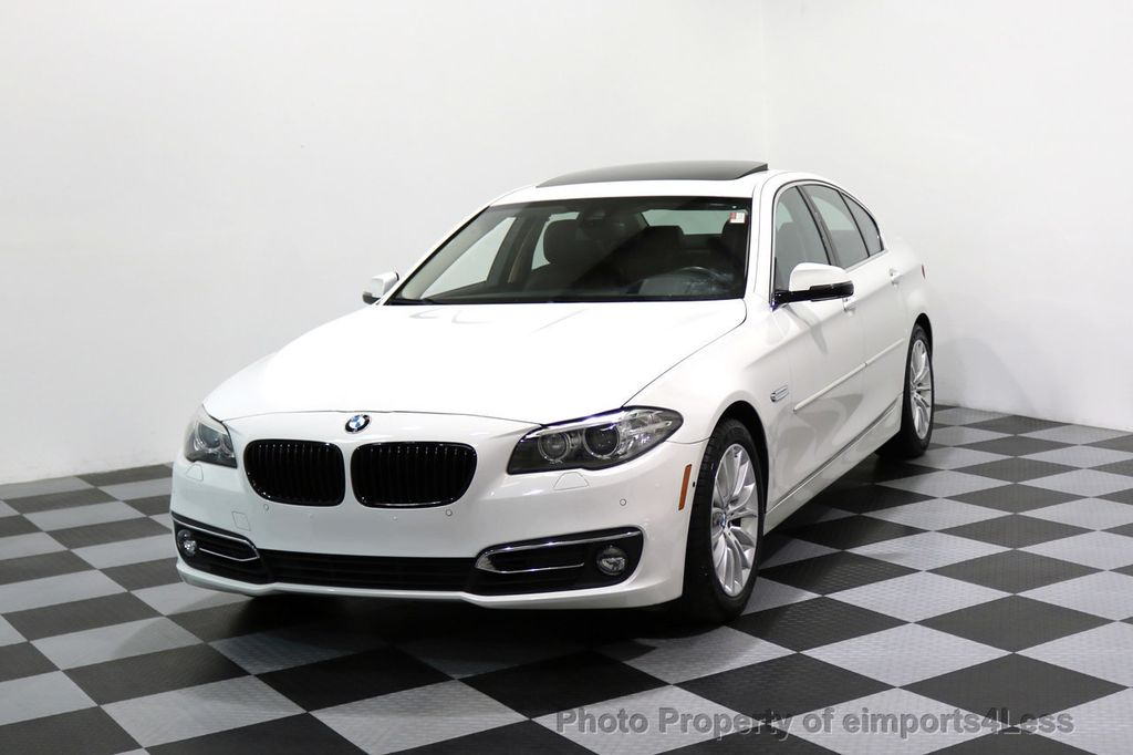 2015 BMW 5 Series CERTIFIED 528i xDRIVE Luxury Line AWD Driver Assist PLUS  - 17614341 - 0