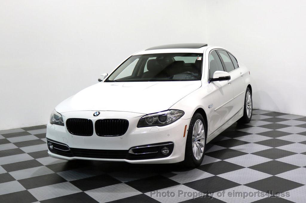 2015 BMW 5 Series CERTIFIED 528i xDRIVE Luxury Line AWD Driver Assist PLUS  - 17614341 - 0