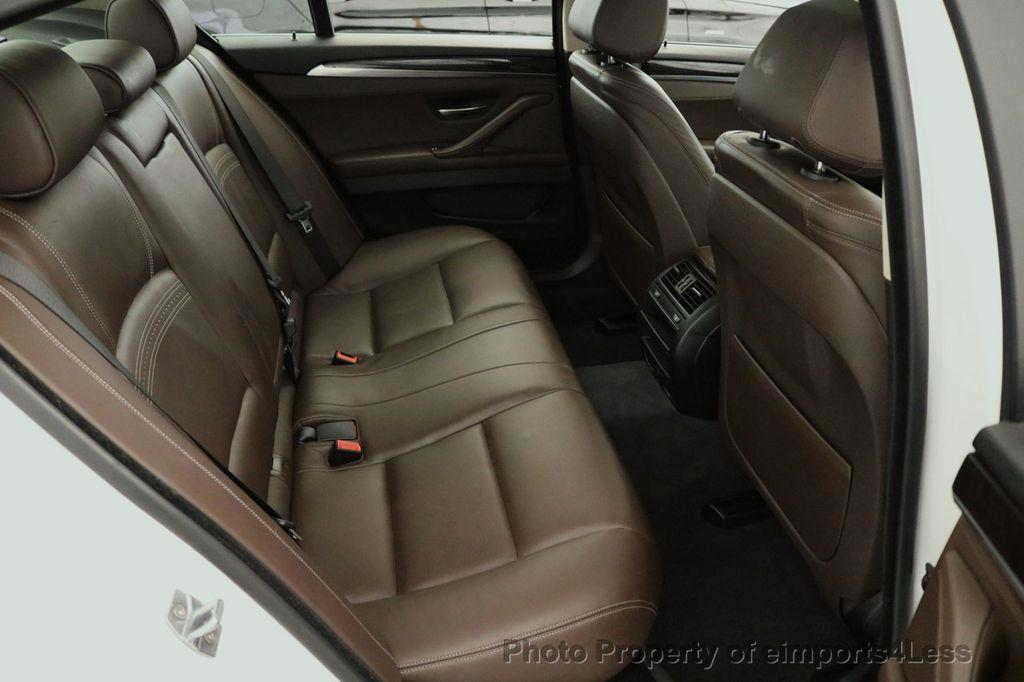 2015 BMW 5 Series CERTIFIED 528i xDRIVE Luxury Line AWD Driver Assist PLUS  - 17614341 - 10