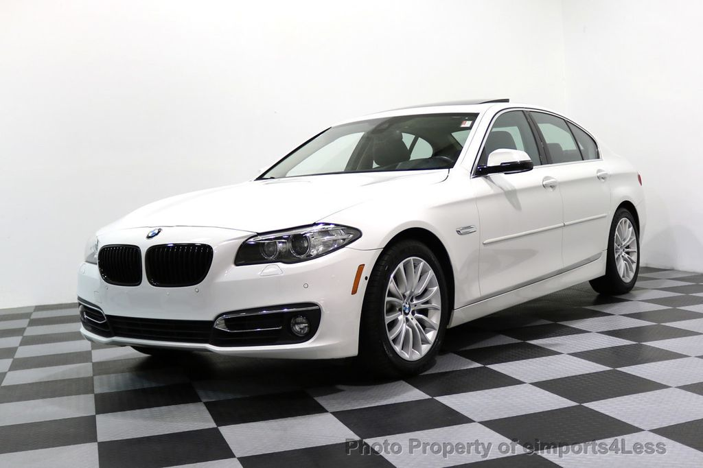 2015 BMW 5 Series CERTIFIED 528i xDRIVE Luxury Line AWD Driver Assist PLUS  - 17614341 - 14