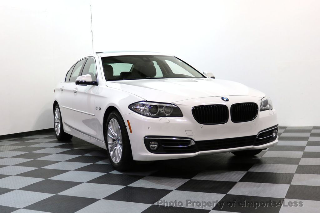 2015 BMW 5 Series CERTIFIED 528i xDRIVE Luxury Line AWD Driver Assist PLUS  - 17614341 - 15