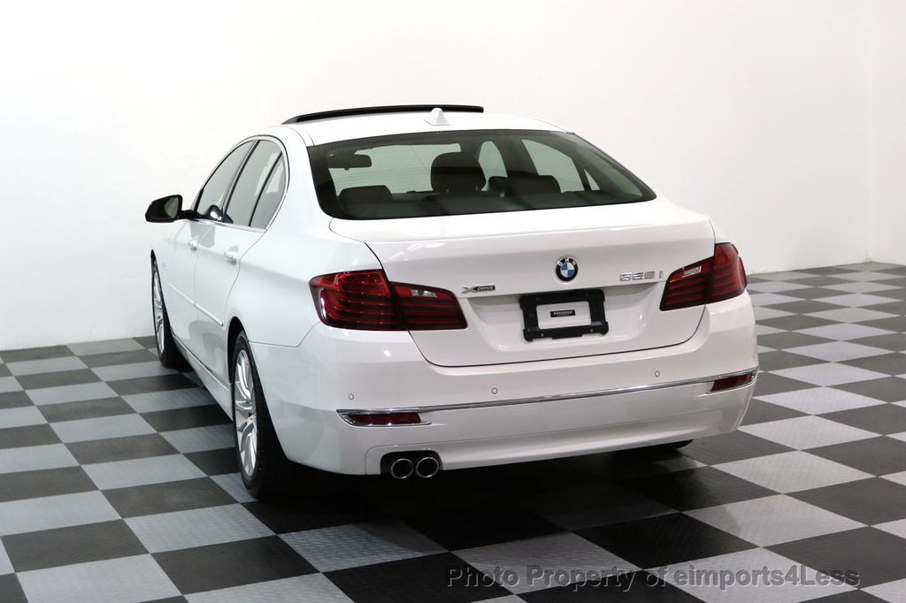 2015 BMW 5 Series CERTIFIED 528i xDRIVE Luxury Line AWD Driver Assist PLUS  - 17614341 - 16