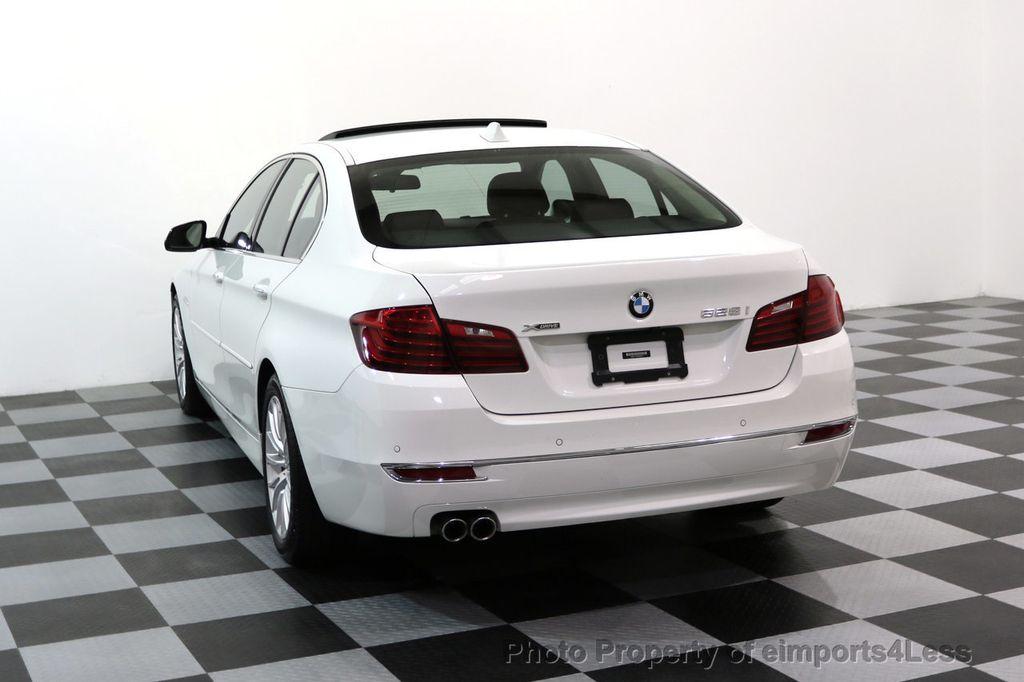 2015 BMW 5 Series CERTIFIED 528i xDRIVE Luxury Line AWD Driver Assist PLUS  - 17614341 - 16