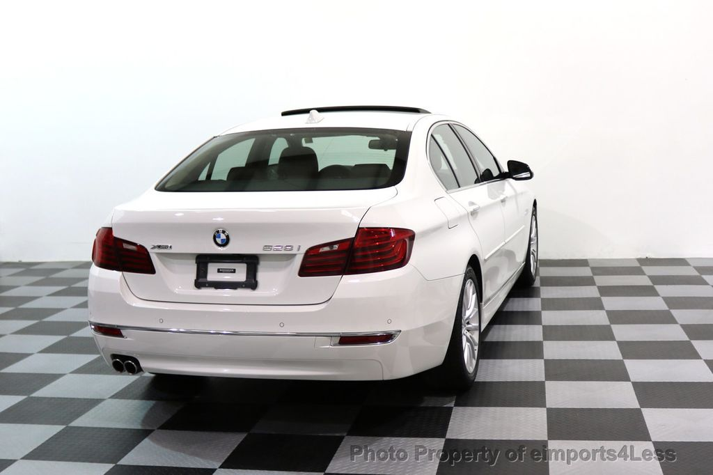 2015 BMW 5 Series CERTIFIED 528i xDRIVE Luxury Line AWD Driver Assist PLUS  - 17614341 - 18