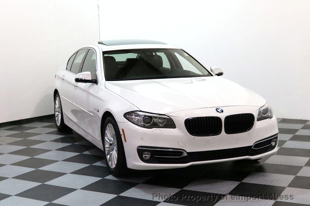2015 BMW 5 Series CERTIFIED 528i xDRIVE Luxury Line AWD Driver Assist PLUS  - 17614341 - 1