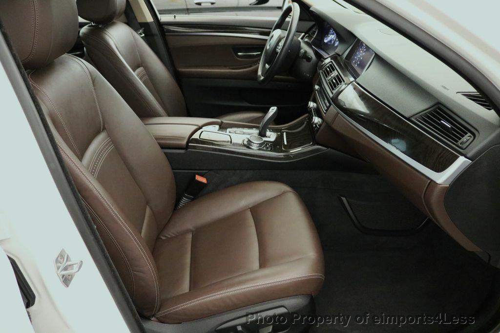 2015 BMW 5 Series CERTIFIED 528i xDRIVE Luxury Line AWD Driver Assist PLUS  - 17614341 - 26