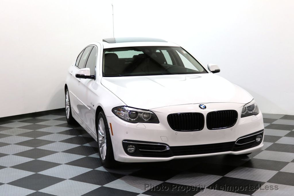 2015 BMW 5 Series CERTIFIED 528i xDRIVE Luxury Line AWD Driver Assist PLUS  - 17614341 - 31