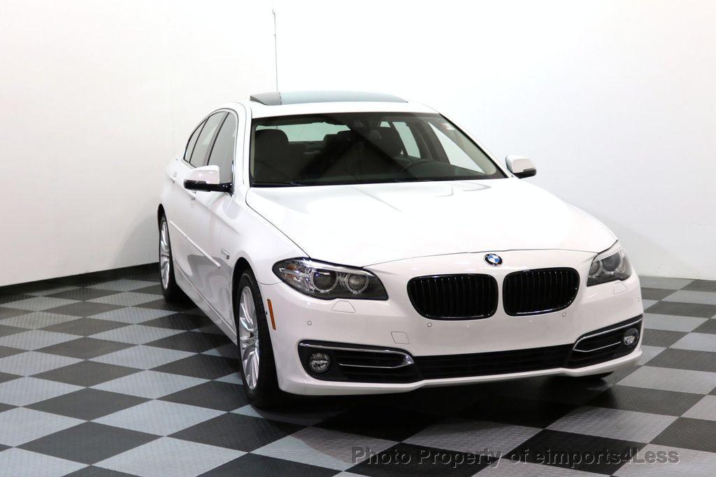 2015 BMW 5 Series CERTIFIED 528i xDRIVE Luxury Line AWD Driver Assist PLUS  - 17614341 - 31