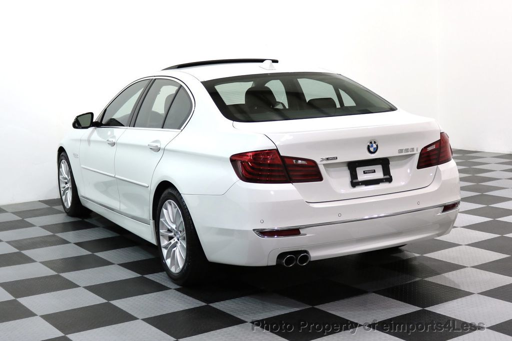 2015 BMW 5 Series CERTIFIED 528i xDRIVE Luxury Line AWD Driver Assist PLUS  - 17614341 - 32