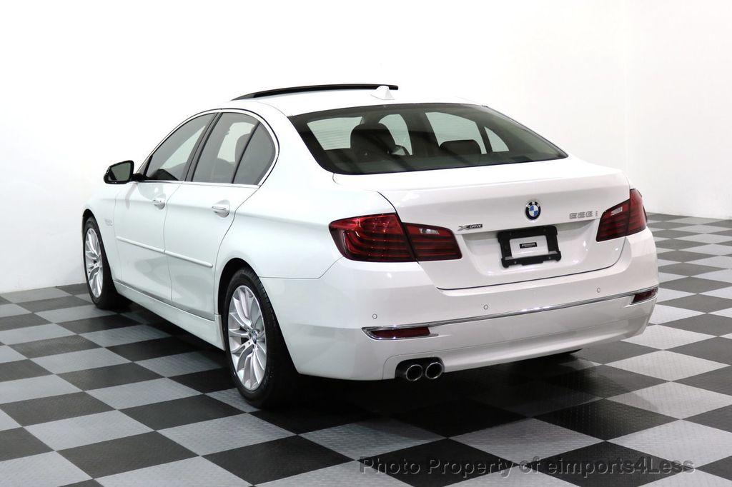 2015 BMW 5 Series CERTIFIED 528i xDRIVE Luxury Line AWD Driver Assist PLUS  - 17614341 - 32