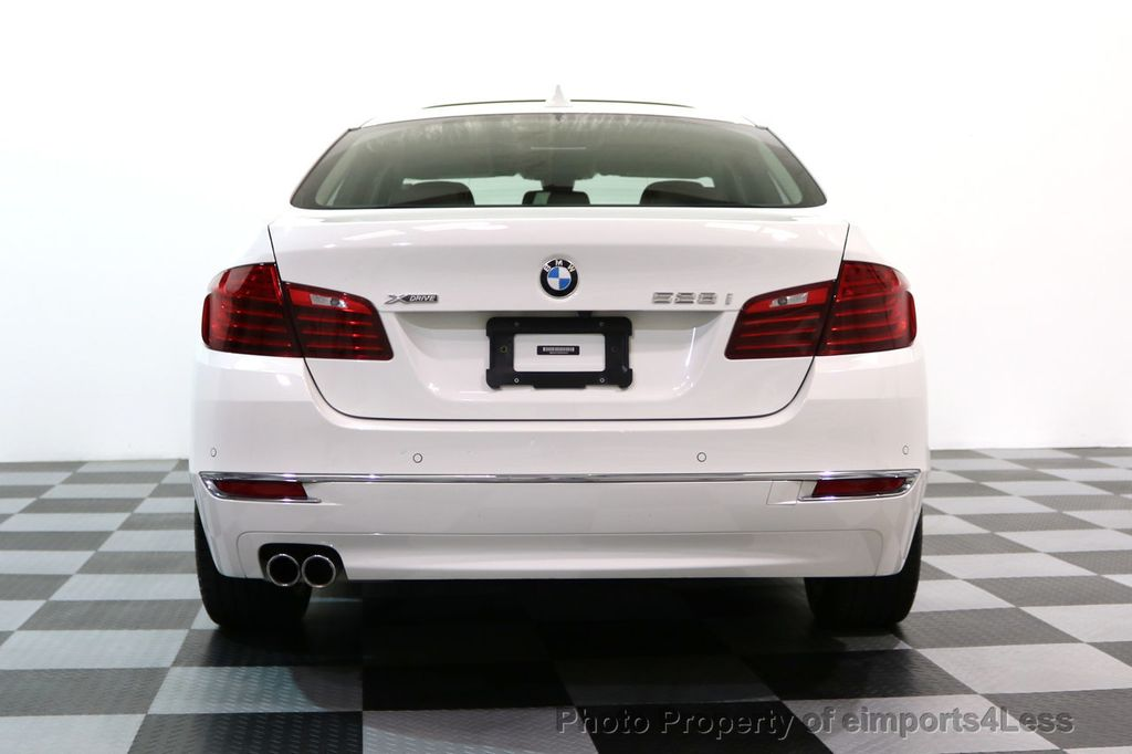 2015 BMW 5 Series CERTIFIED 528i xDRIVE Luxury Line AWD Driver Assist PLUS  - 17614341 - 33