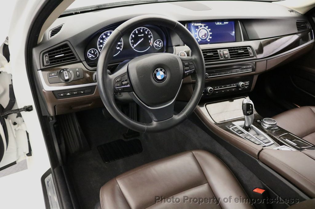 2015 BMW 5 Series CERTIFIED 528i xDRIVE Luxury Line AWD Driver Assist PLUS  - 17614341 - 35