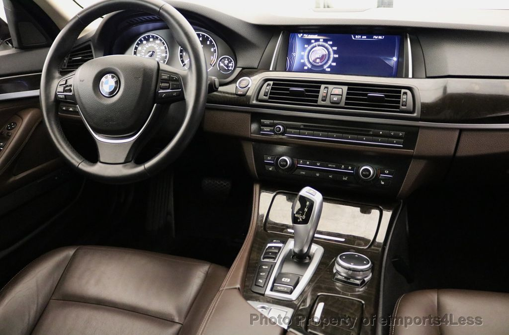 2015 BMW 5 Series CERTIFIED 528i xDRIVE Luxury Line AWD Driver Assist PLUS  - 17614341 - 36