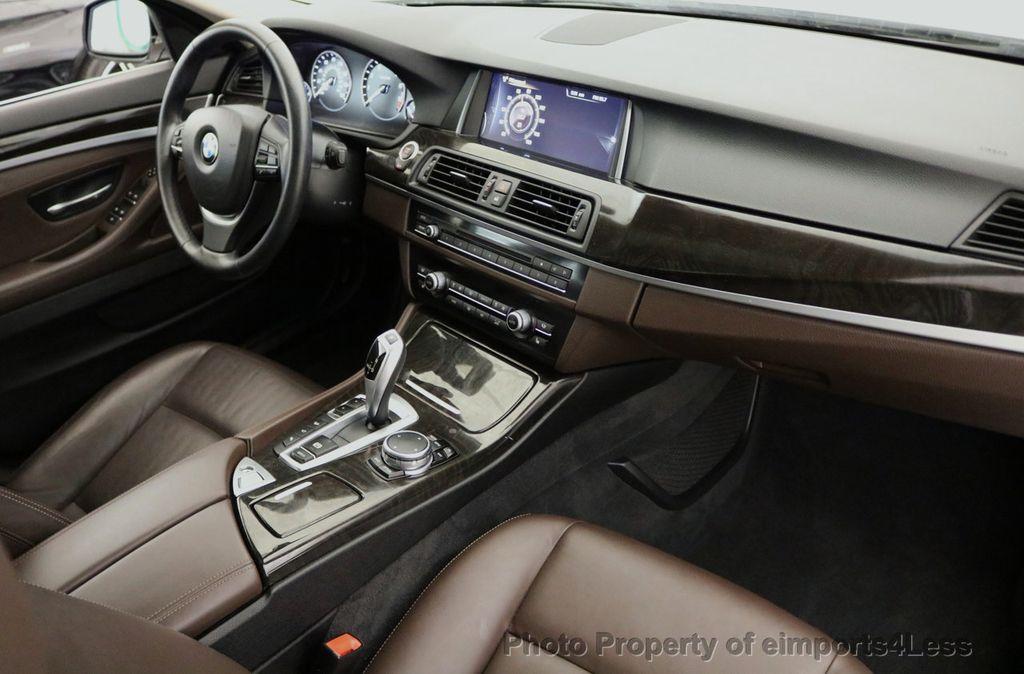 2015 BMW 5 Series CERTIFIED 528i xDRIVE Luxury Line AWD Driver Assist PLUS  - 17614341 - 37