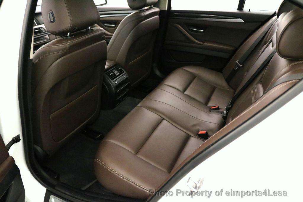 2015 BMW 5 Series CERTIFIED 528i xDRIVE Luxury Line AWD Driver Assist PLUS  - 17614341 - 38