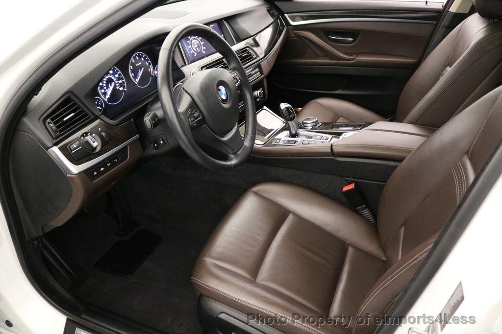 2015 BMW 5 Series CERTIFIED 528i xDRIVE Luxury Line AWD Driver Assist PLUS  - 17614341 - 42