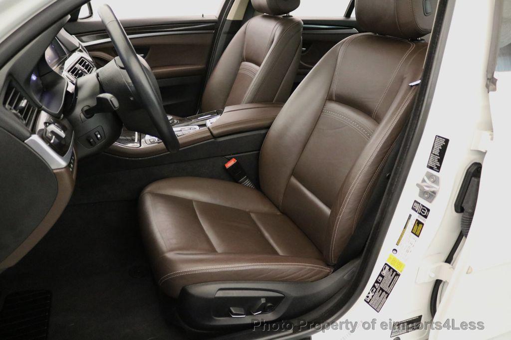 2015 BMW 5 Series CERTIFIED 528i xDRIVE Luxury Line AWD Driver Assist PLUS  - 17614341 - 44