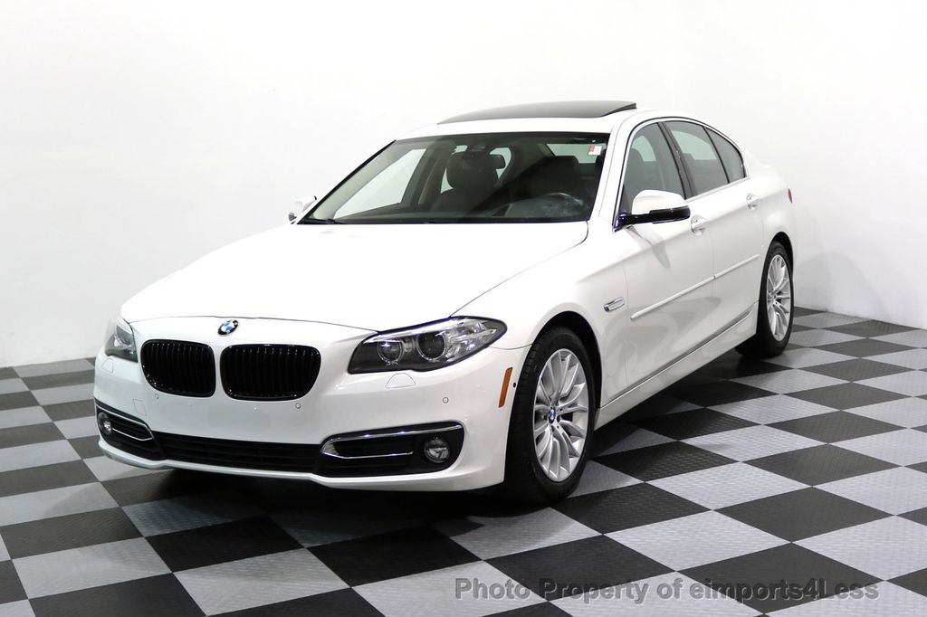 2015 BMW 5 Series CERTIFIED 528i xDRIVE Luxury Line AWD Driver Assist PLUS  - 17614341 - 47