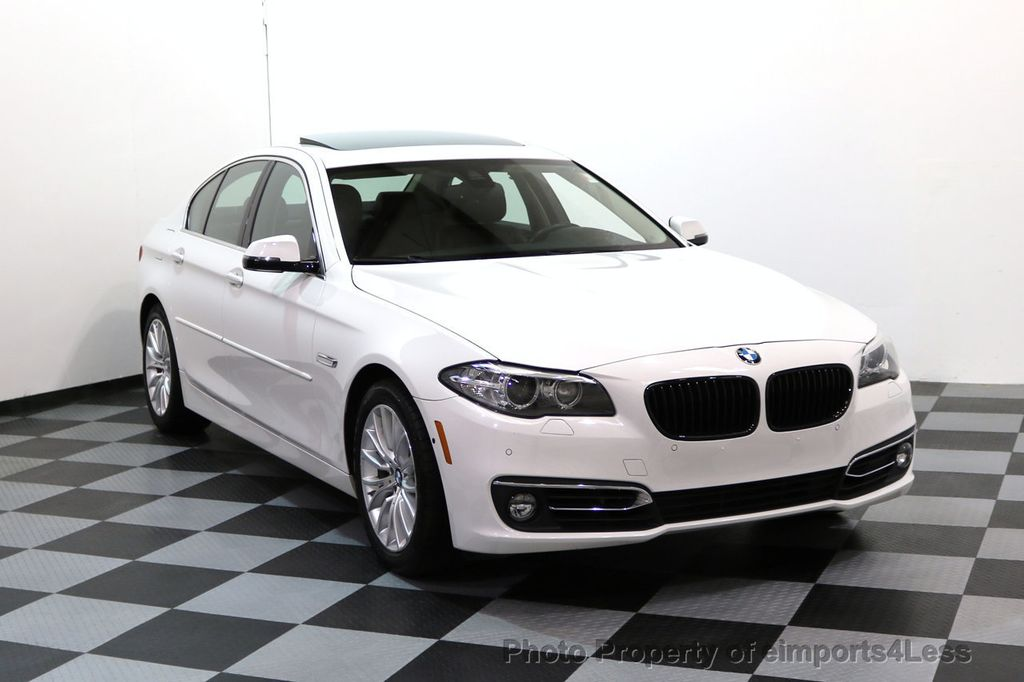 2015 BMW 5 Series CERTIFIED 528i xDRIVE Luxury Line AWD Driver Assist PLUS  - 17614341 - 48