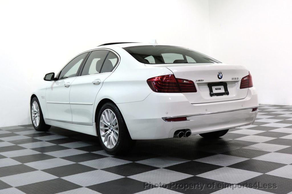 2015 BMW 5 Series CERTIFIED 528i xDRIVE Luxury Line AWD Driver Assist PLUS  - 17614341 - 49