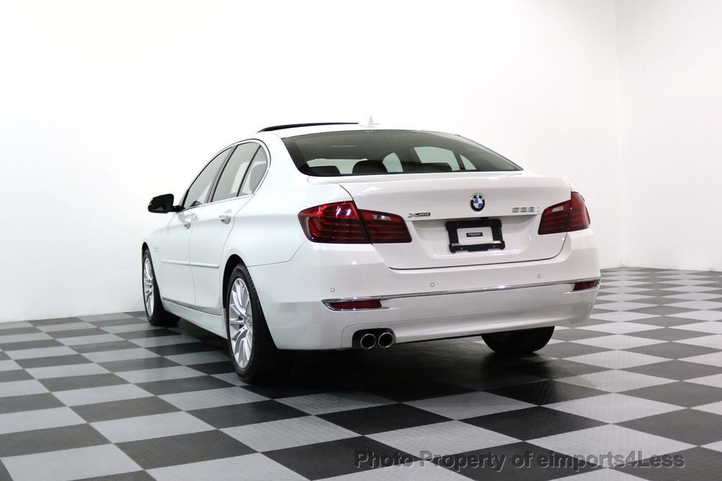 2015 BMW 5 Series CERTIFIED 528i xDRIVE Luxury Line AWD Driver Assist PLUS  - 17614341 - 52