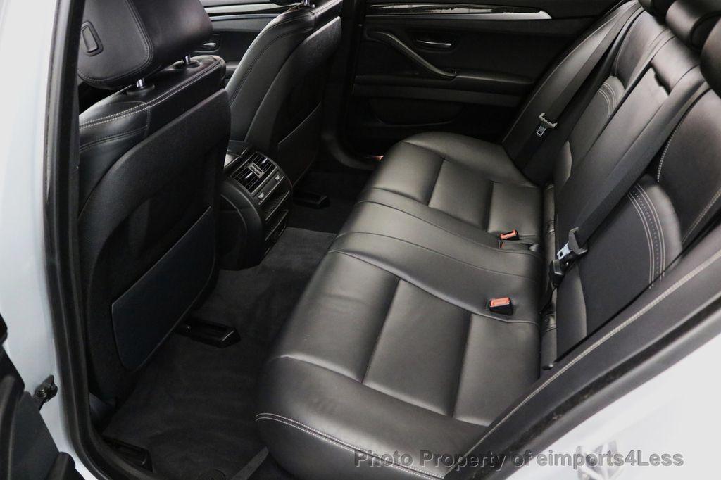 2015 BMW 5 Series CERTIFIED 528i xDRIVE M Sport AWD CAMERA HK NAVI - 17581575 - 9