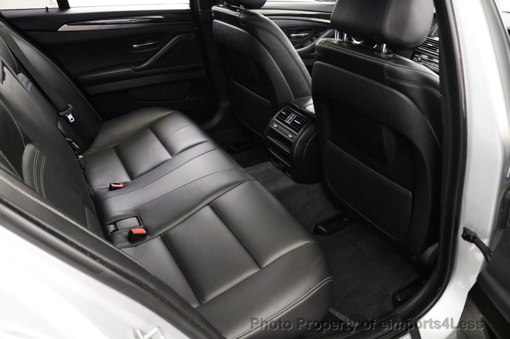 2015 BMW 5 Series CERTIFIED 528i xDRIVE M Sport AWD CAMERA HK NAVI - 17581575 - 10