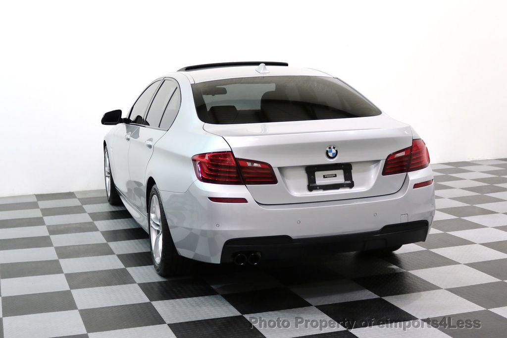 2015 BMW 5 Series CERTIFIED 528i xDRIVE M Sport AWD CAMERA HK NAVI - 17581575 - 16