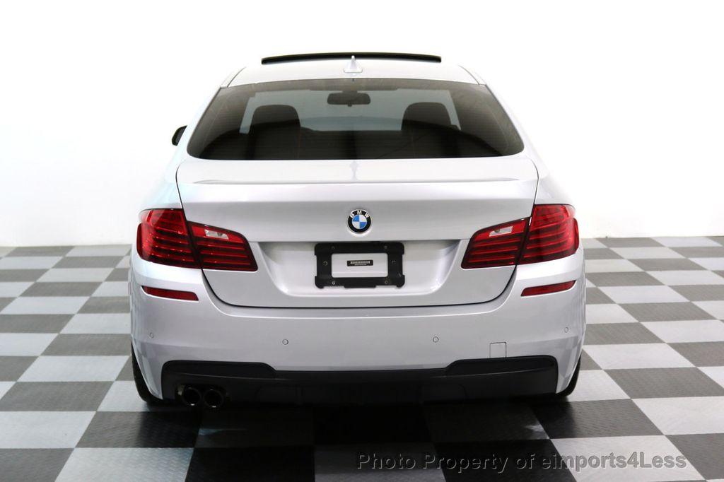 2015 BMW 5 Series CERTIFIED 528i xDRIVE M Sport AWD CAMERA HK NAVI - 17581575 - 17