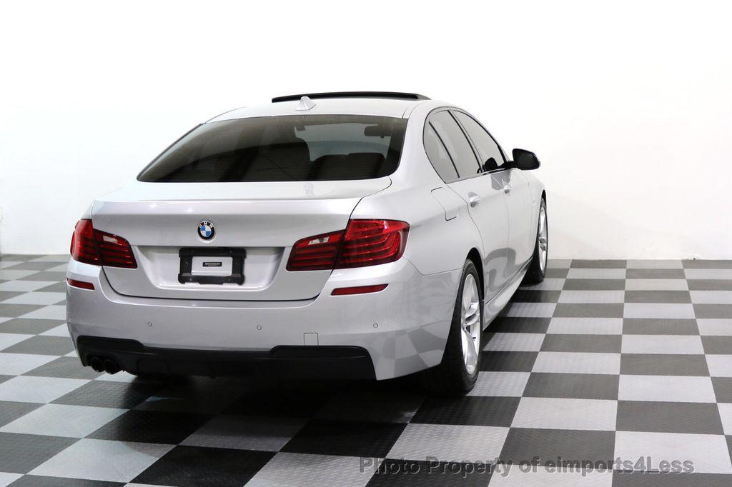 2015 BMW 5 Series CERTIFIED 528i xDRIVE M Sport AWD CAMERA HK NAVI - 17581575 - 18