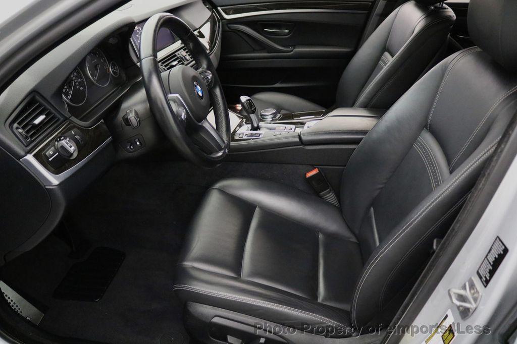 2015 BMW 5 Series CERTIFIED 528i xDRIVE M Sport AWD CAMERA HK NAVI - 17581575 - 25