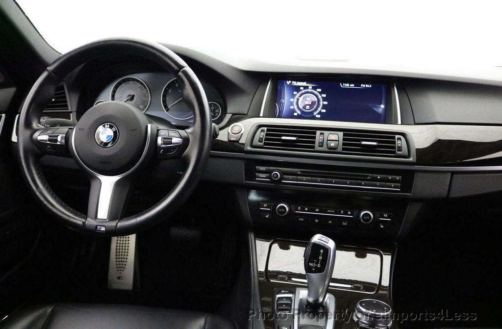 2015 BMW 5 Series CERTIFIED 528i xDRIVE M Sport AWD CAMERA HK NAVI - 17581575 - 26