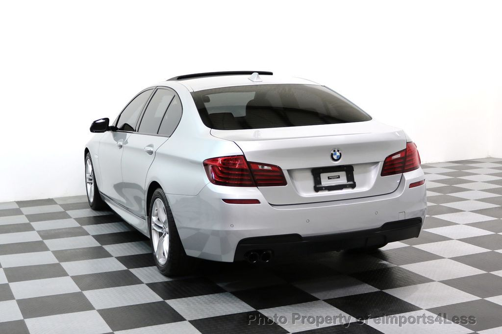 2015 BMW 5 Series CERTIFIED 528i xDRIVE M Sport AWD CAMERA HK NAVI - 17581575 - 2